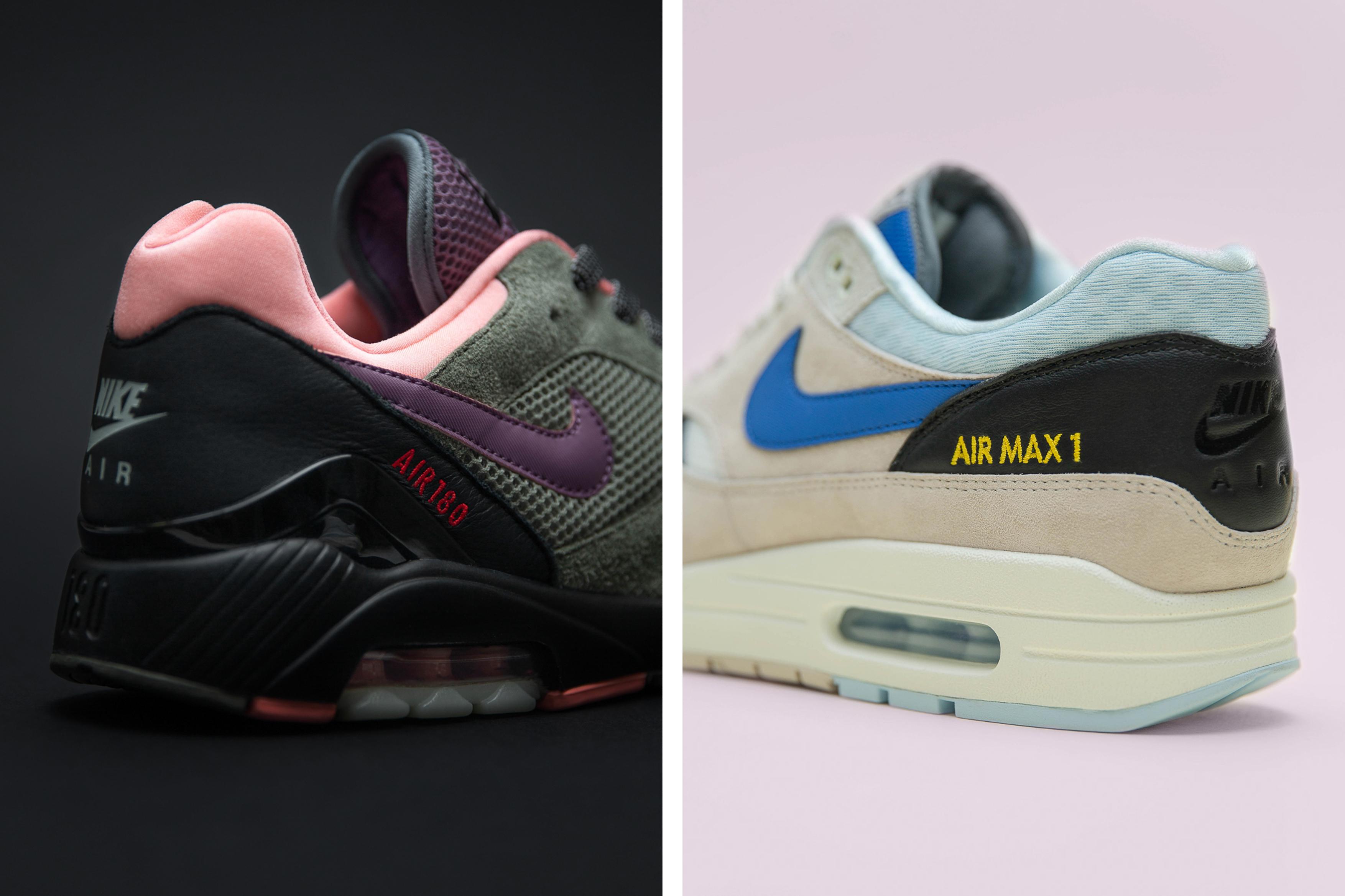 Nike Air Max 'Dusk To Dawn' Pack - size