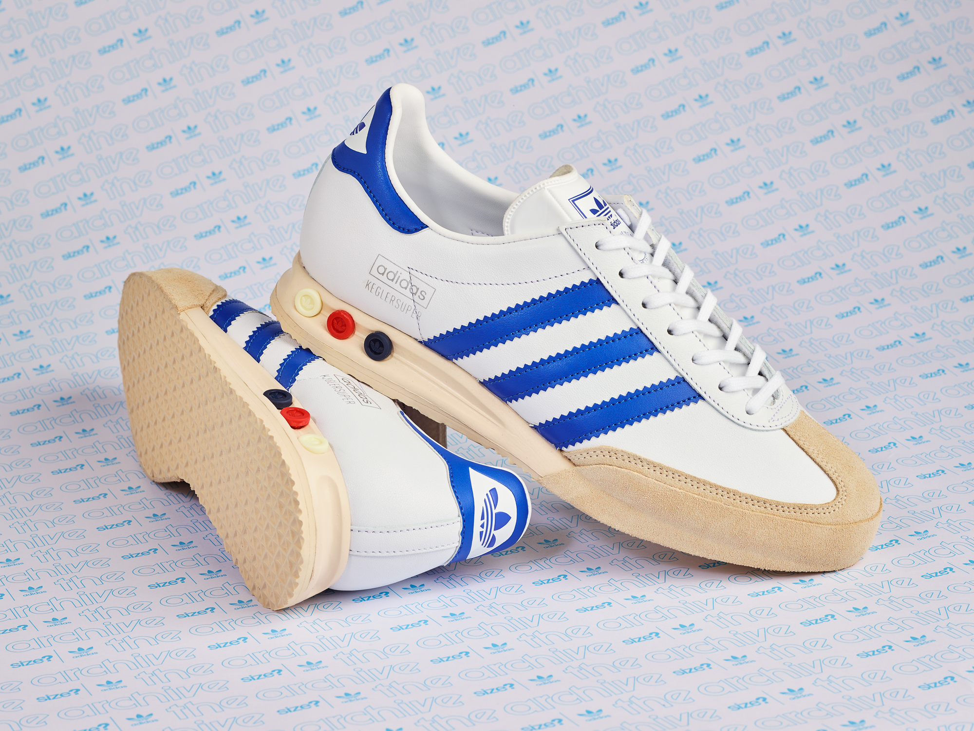 adidas Originals Archive Kegler Super OG - size  Exclusive - size  blog fda17ab19