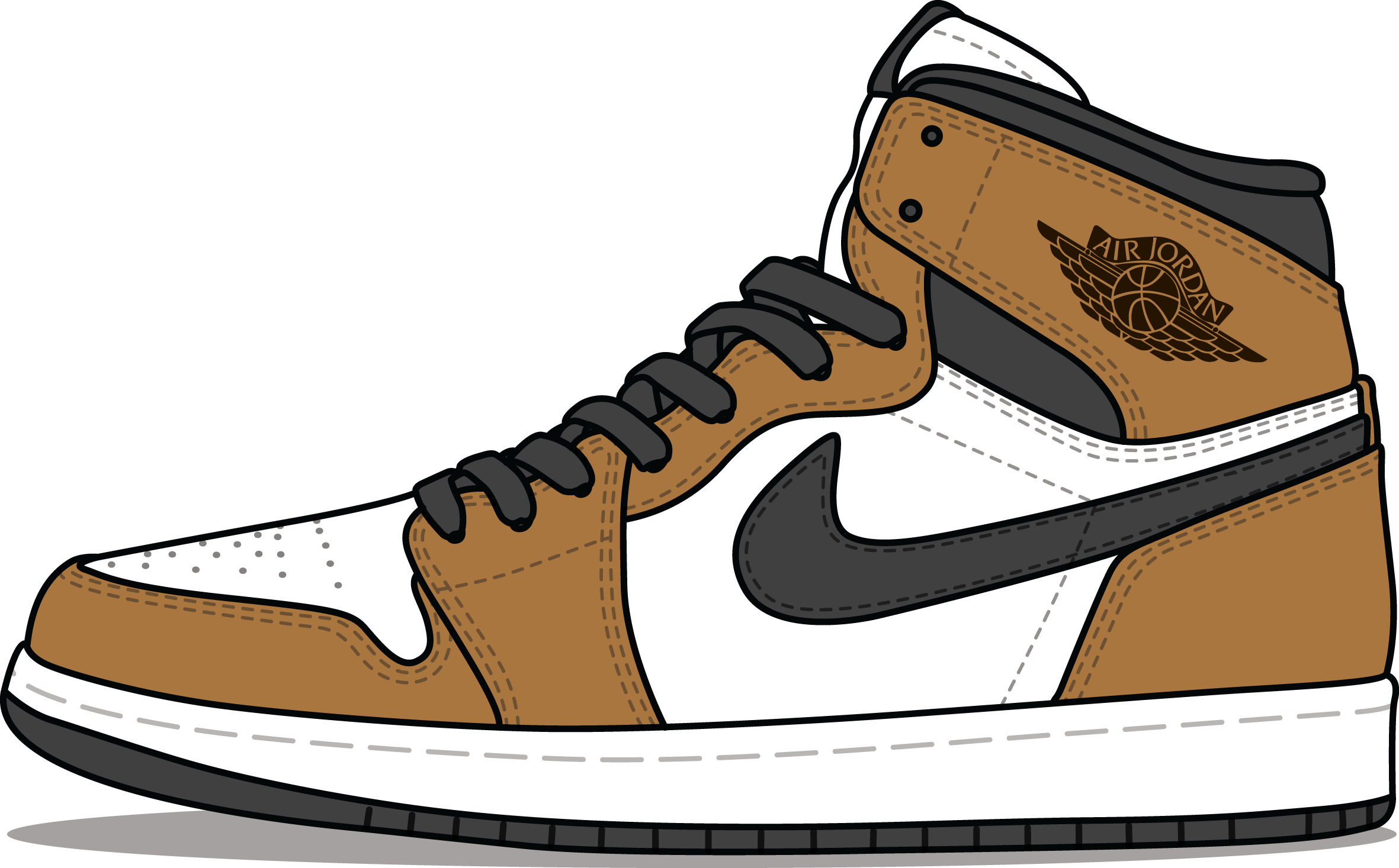 Air Jordan 1 OG Retro High 'Rookie of the Year'