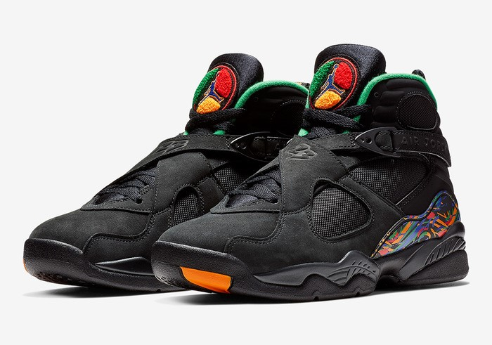 Jordan 8 'Urban Jungle'