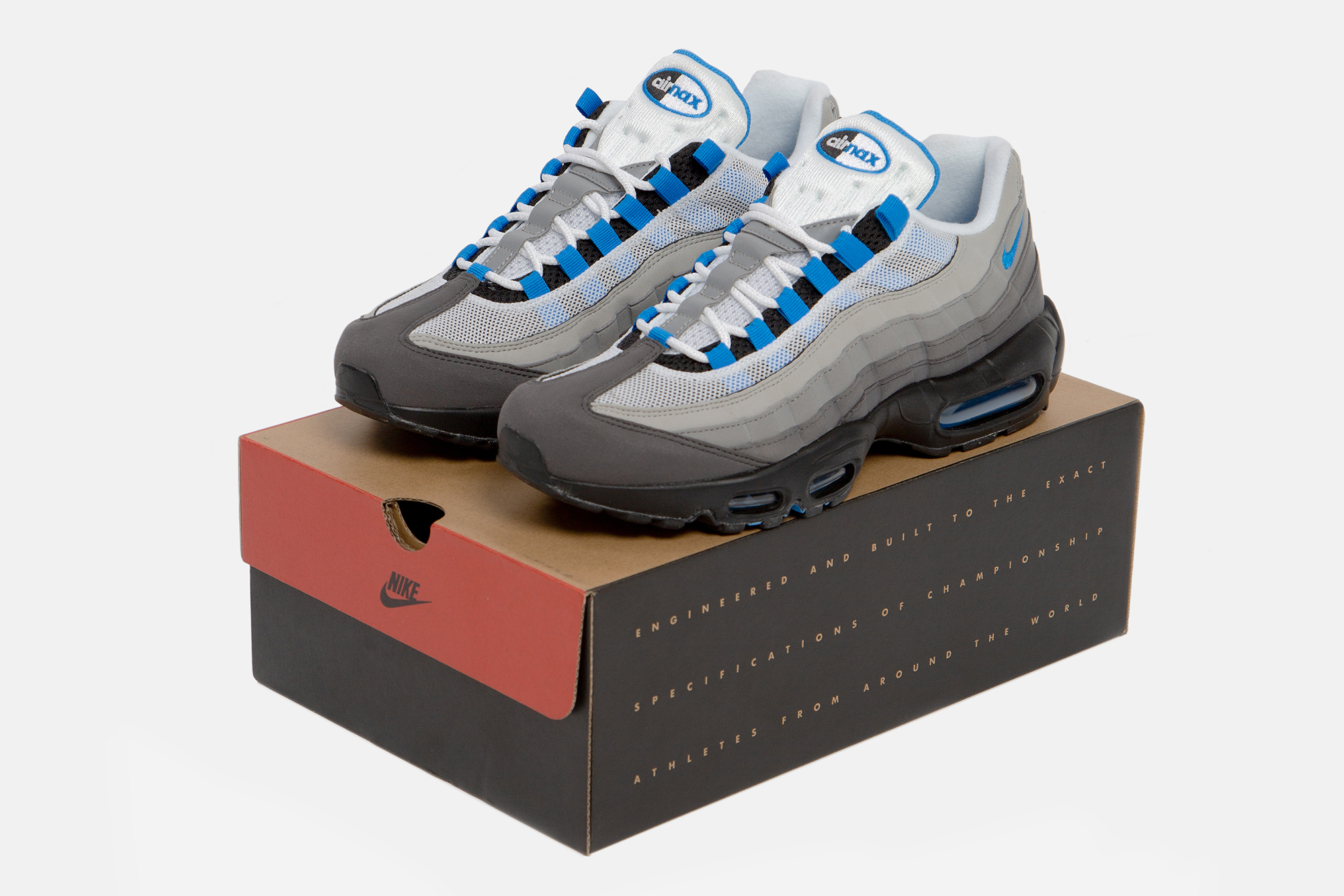72a75a25 Nike Air Max 95 OG 'Crystal Blue' - size? blog