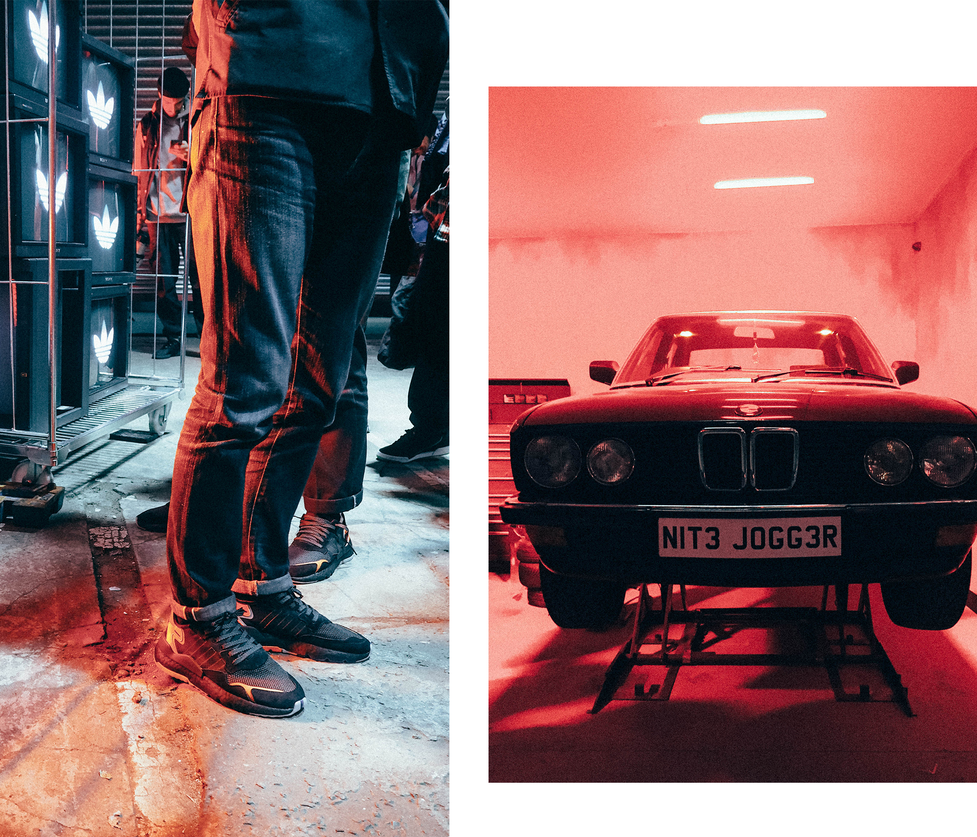 adidas Originals Nite Jogger – Event Recap