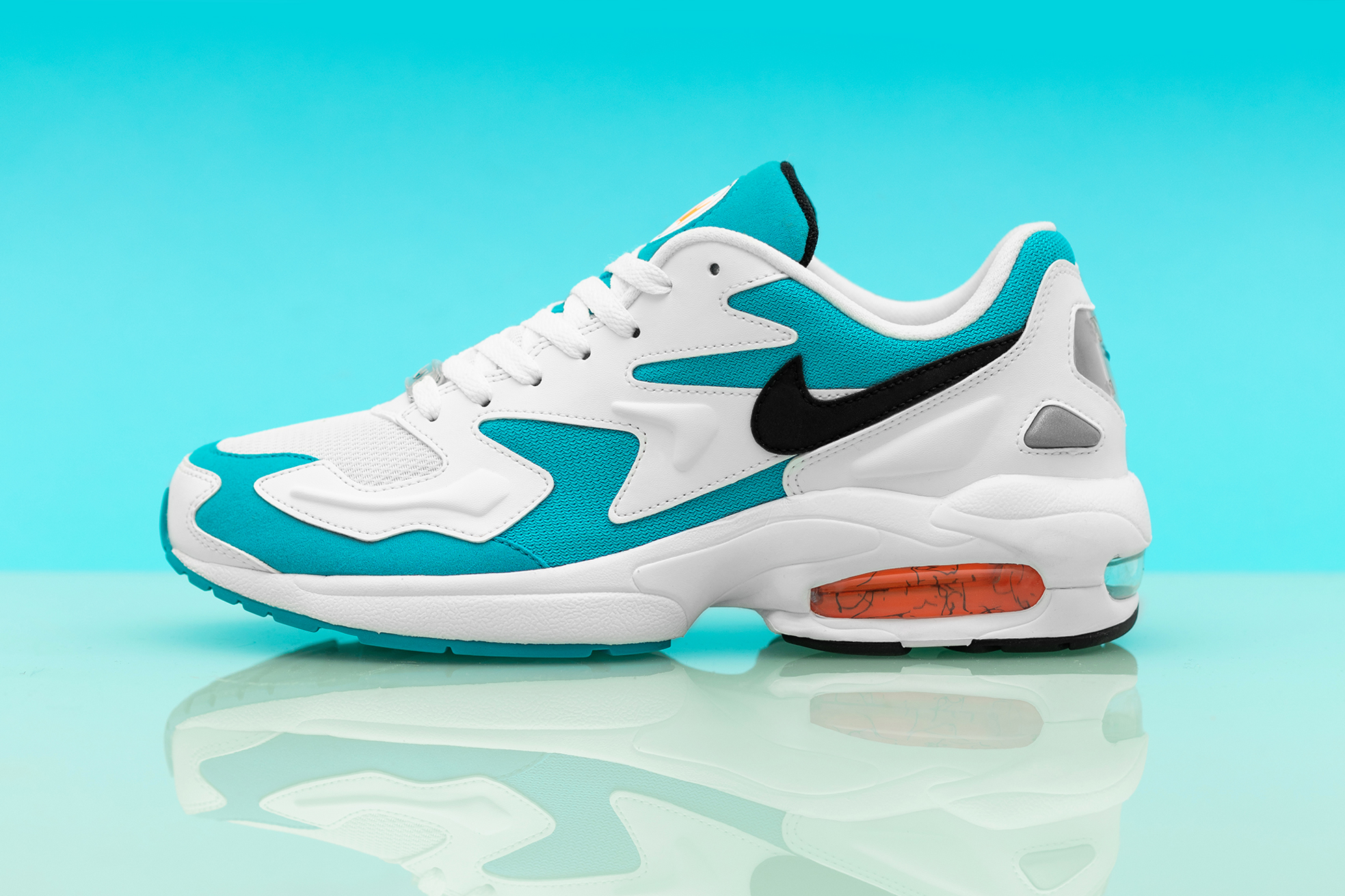 sale retailer 0b99b 6899e nike light  this week sees the return of 1994s nike air max2 light for its  first ever reissue