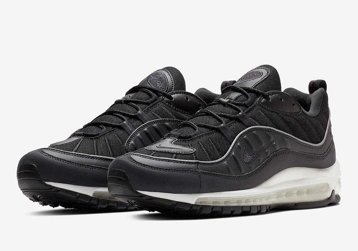Nike Air Max 98 'Oil Grey'