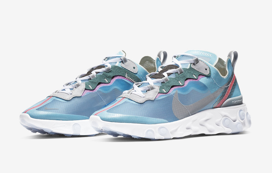 Nike Element React 87 'Royal Tint'