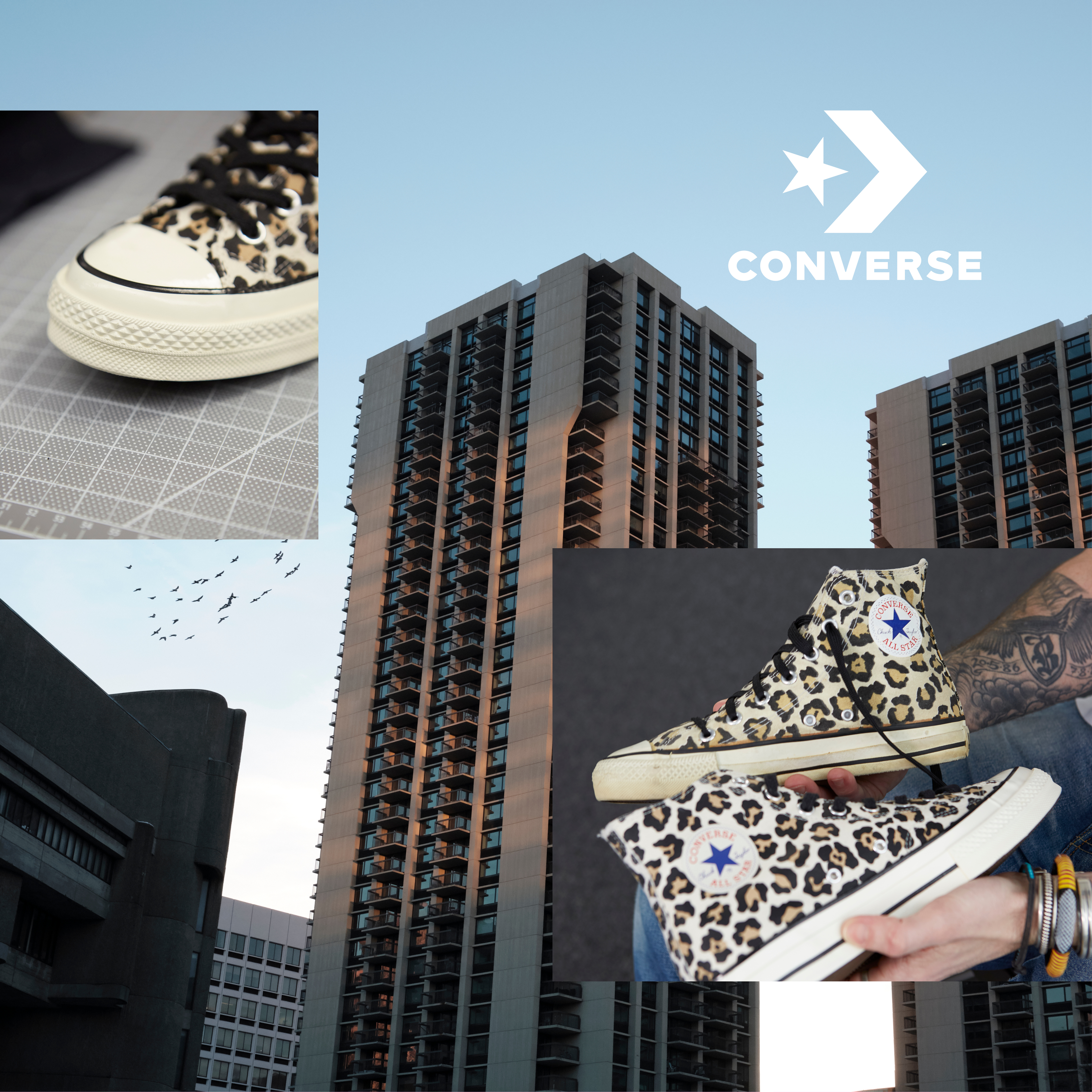 Converse Chuck Taylor All Star 70s High 'Archive Pack'