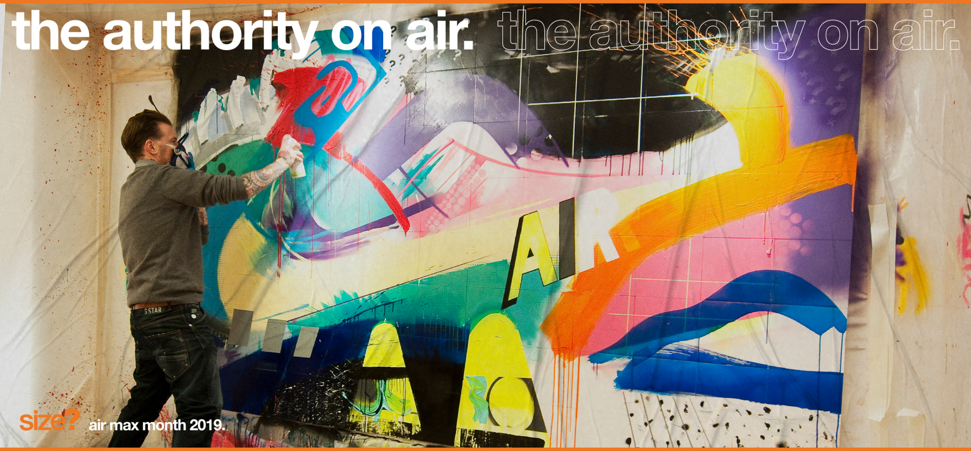 the authority on air: Air Stab 'Dave White'