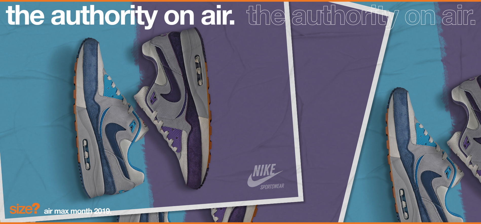 the authority on air: Air Max Light 'Easter Edition'