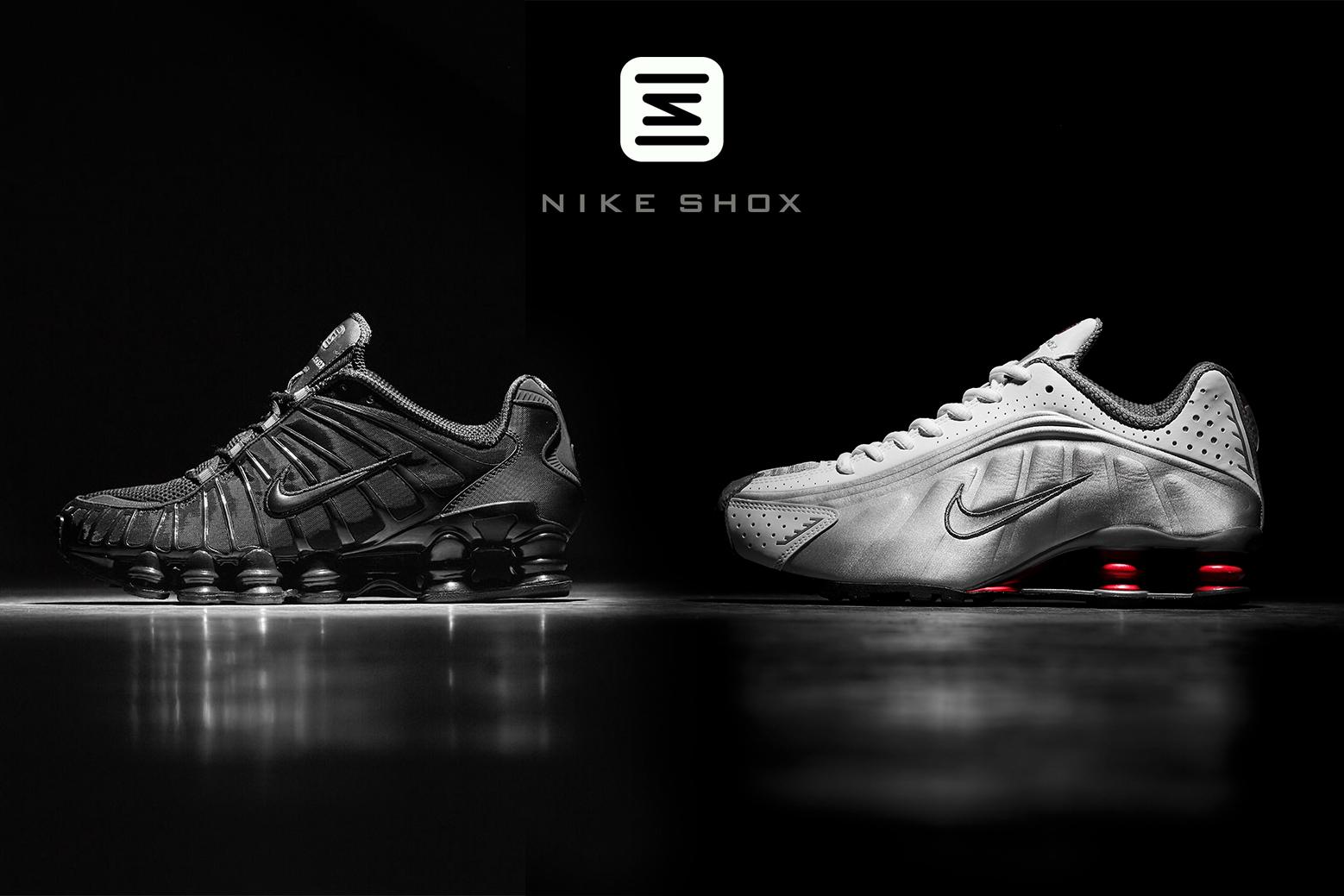 separation shoes 47da4 02e62 Nike Shox R4 & TL - size? blog