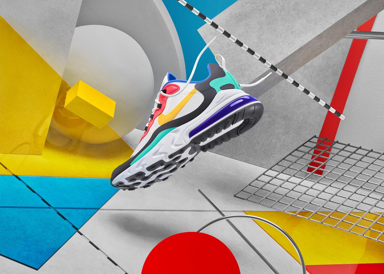 Introducing: the Nike Air Max 270 React