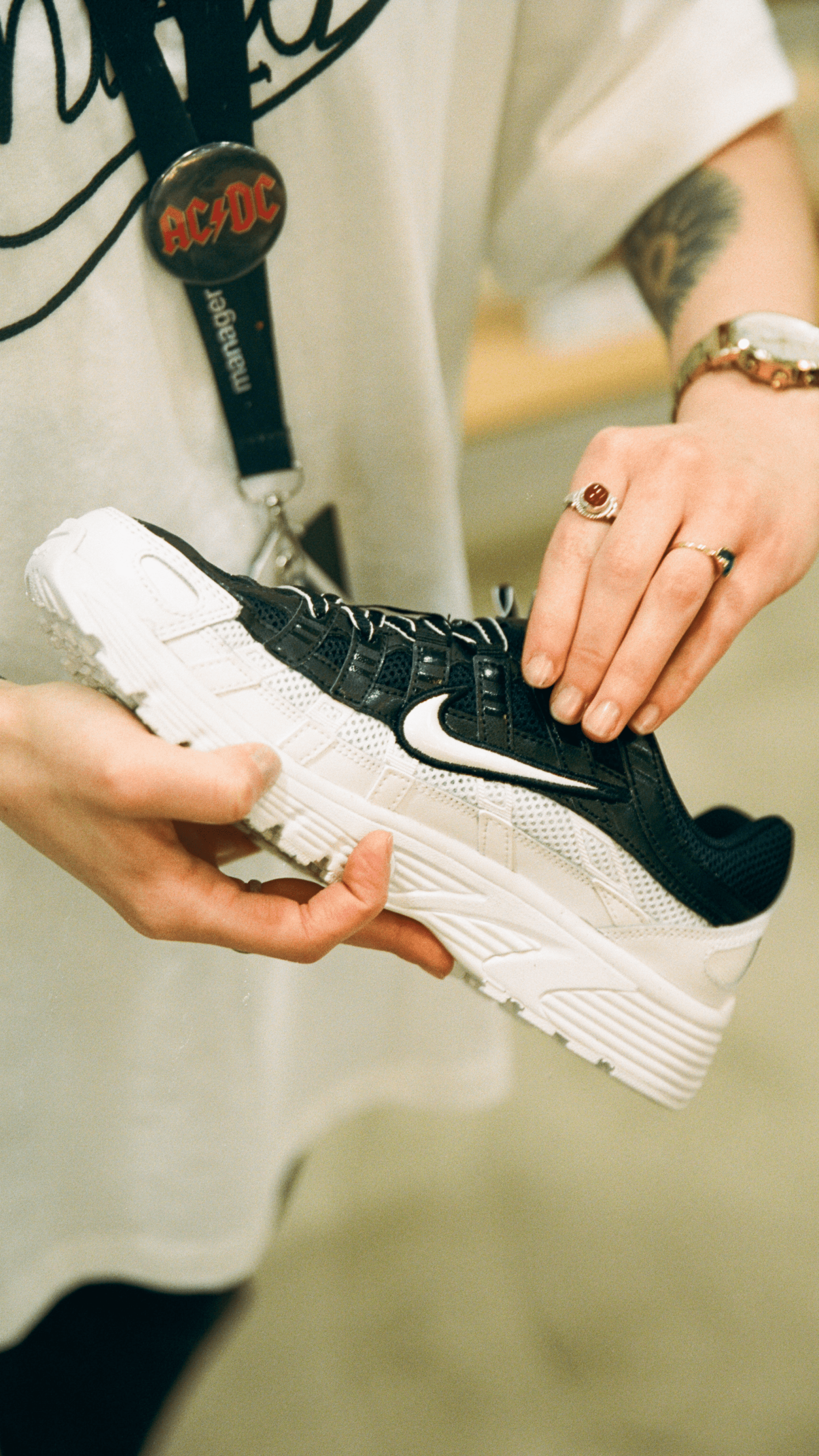 Nike P6000 Close Up