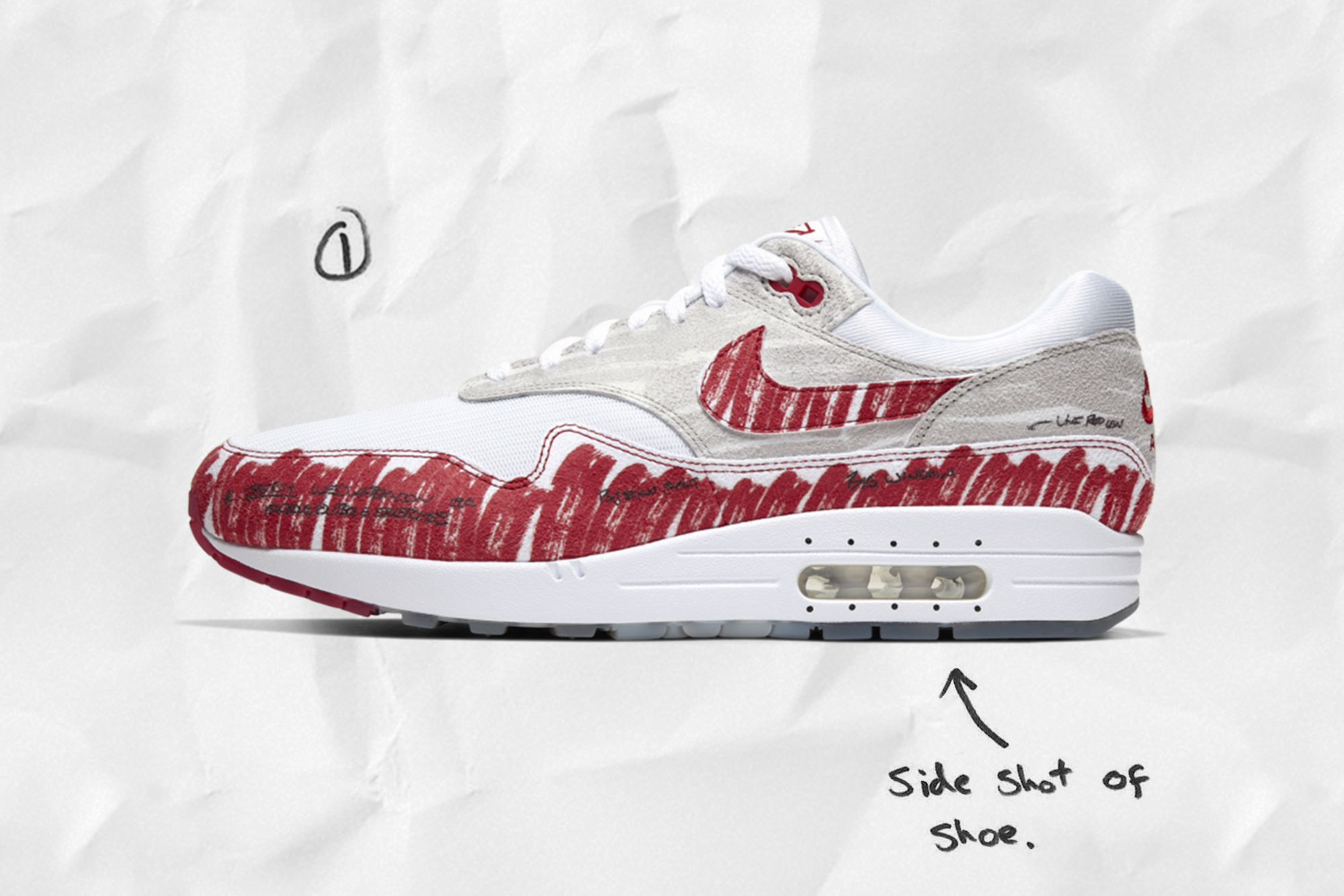 Nike Air Max 1 Tinker 'Sketch To Shelf' size? blog